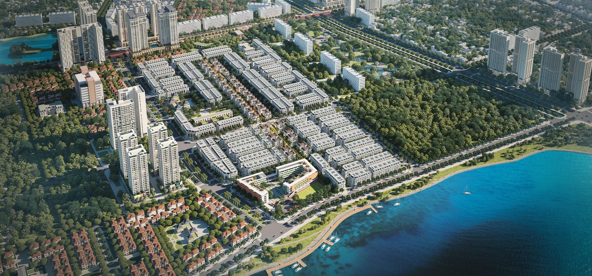 Dự án Khu đô thị mới Hoàng văn thụ